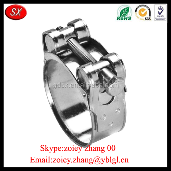 OEM Custom High Quality Adhustable Tube Clamps With Threaded