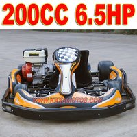 6.5HP 200cc Cheap Racing Go Kart for sale