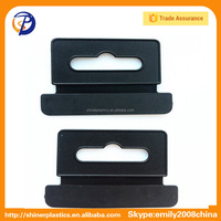 Euro Hole Flat Plastic Hang Tab for Packaging Display