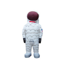 HI high quality human size advertising inflatable spaceman movie cartoon for sale