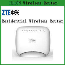 Mini ZTE ftth indoor wireless cpe router H118N with low price