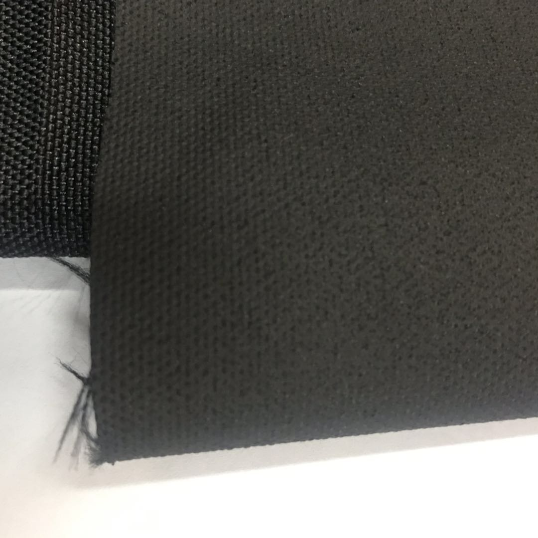 900D polyester oxford fabric with fire resistant PU coated