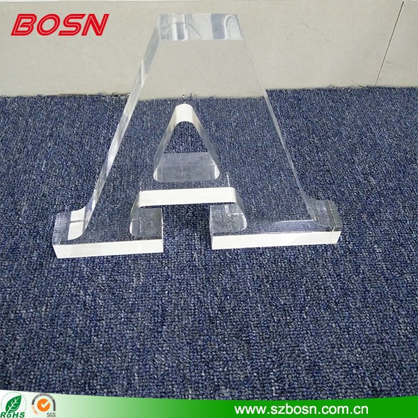 China Manufacture best quality acrylic letters advertising signs wholesale