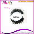 worldbeautylashes private label package Wispy minkfur false strip eyelash