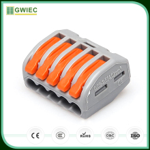 GWIEC Quality Products Equivalent 5 Pin Compact Splicing Connector Waterproof Wire Connector