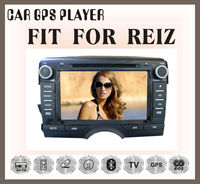 Fit for Toyota Reiz double din car gps dvd with reversing camera