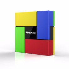 Smart Android 6.0 Media Player IPTV T95Kpro S912 Octa Core Processor Full Hd 4K Output Ram 2GB Rom 16GB Tv Box