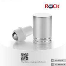 Aluminum and plastic cap with big roller ball for glass vial_ART00634