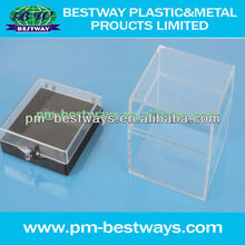 Packaging Printing transparent plastic box plastic injection mould