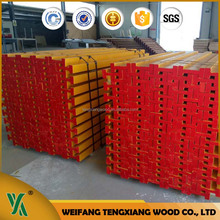 Formwork H20 Timber Beam Table Formwork Used Slab Shoring Formwork in Concrete for Sale