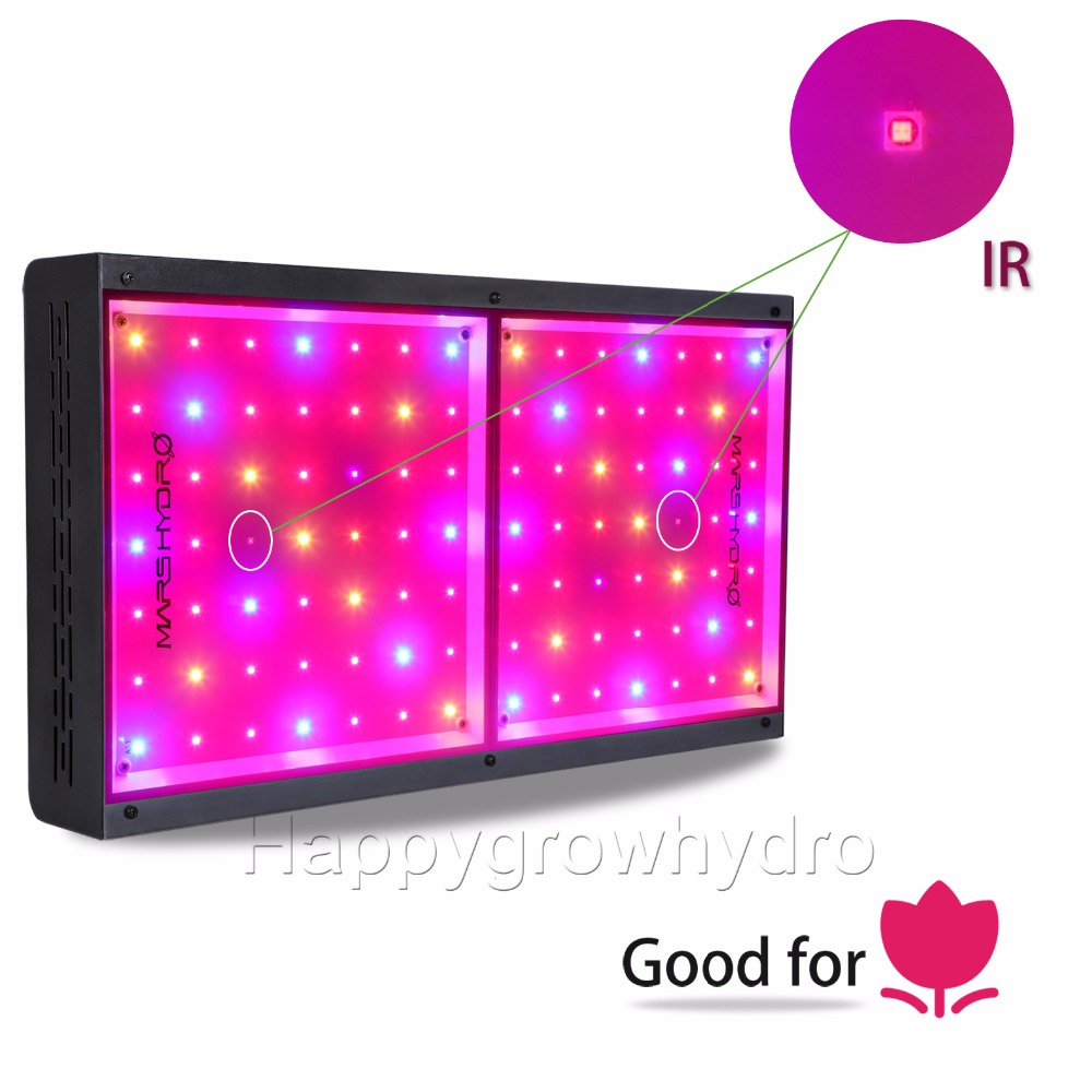 Mars Hydro ECO 300W Led Grow Lights+70x70x160cm Indoor Grow Tent Gewächshaus