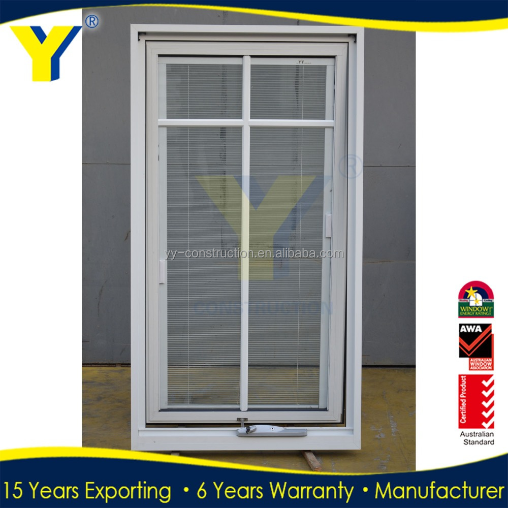 Aluminium double glazed windows and doors comply with for New windows and doors