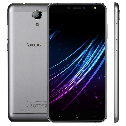 In Stock Wholesale DOOGEE X7 1GB+16GB smartphone 6.0 inch 2.5D Android 6.0 mobile phone