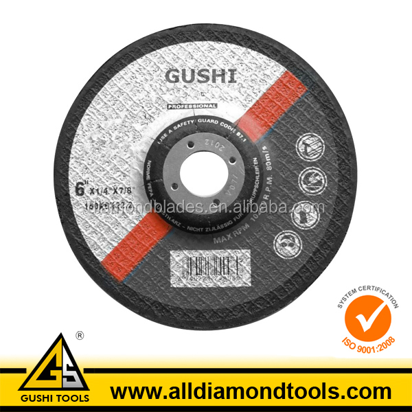 Resin Abrasive EN13236 9 Inch Cutting and Grinding Wheel for Metal