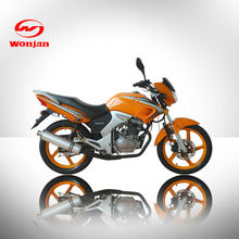 New design hot sale powerful 150cc street motorcycle ( WJ150-16)