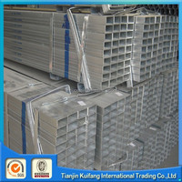 ASTM A53 pre galvanized square galvanized tube for greenhouse