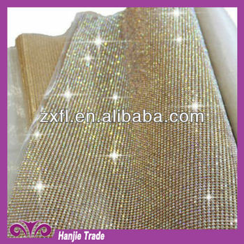 2015Newest Designed aluminum mesh for Bags, Garment, Shoes, Furnitures/wholesale