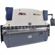 Nantong MTR hydraulic manual iron plate metal sheet press brake folding machine (WC67Y-300/5000)