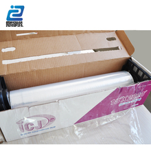 Custom Surface Protection Transparent Stretch PE Cling Wrap Film For Food