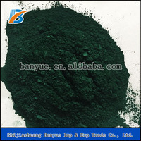 Bayer pigment iron oxide yellow 313 for traffic paint/concrete/rubbers/leather/colorant dye