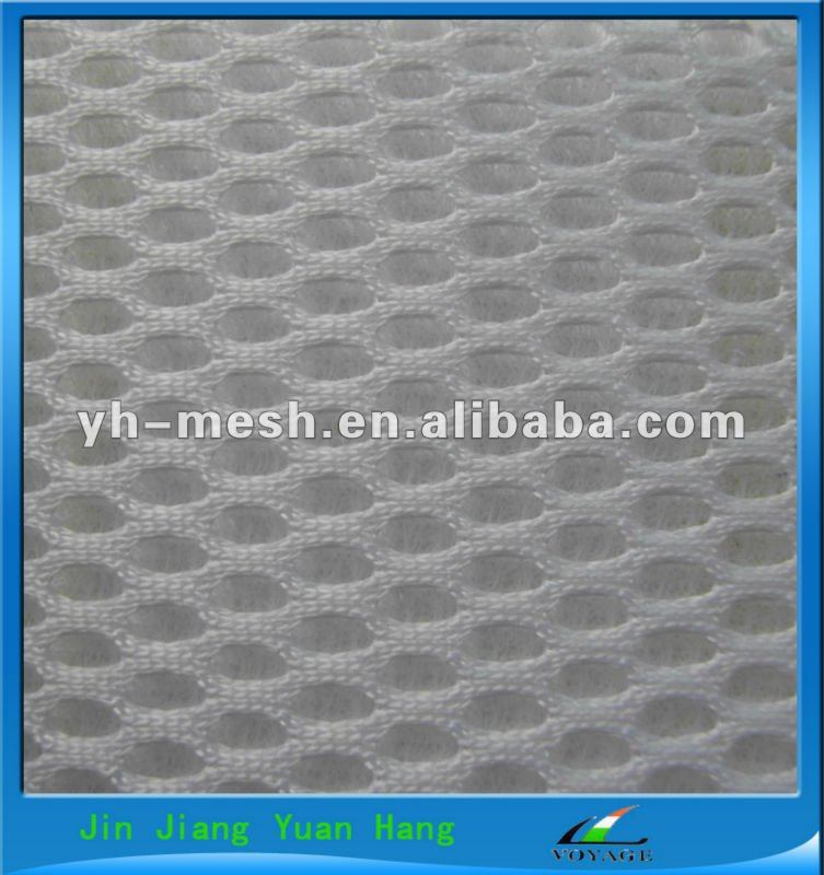 570 Breathable 3D Durable Water Proof Mesh Fabric