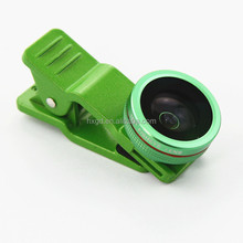 180 degree full frame fisheye smartphone lens