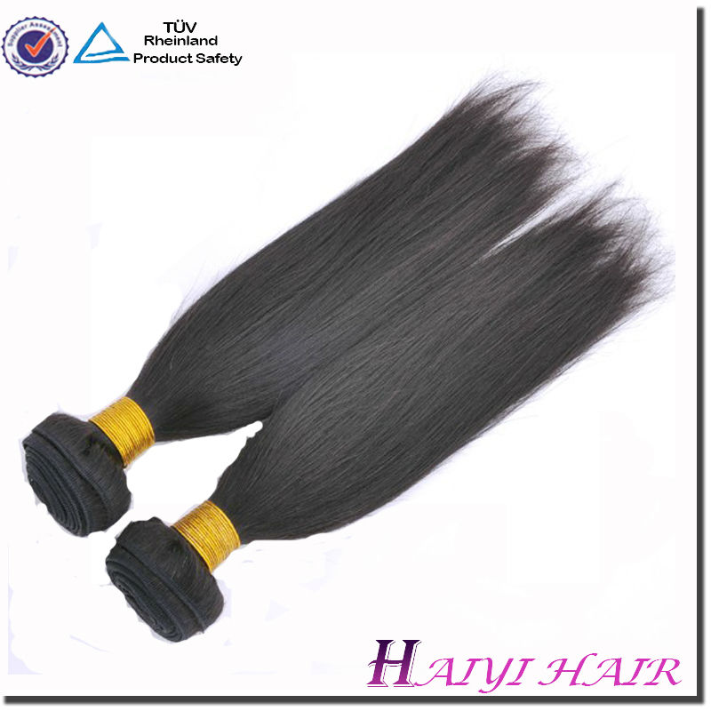 Top Grade High Quality Original Straight Weaving 100 Unprocessed Virgin Long Hair China