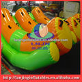 water inflatable double totter