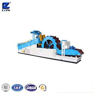 New design high efficiency sand washing and recycling machine