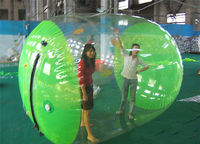 Inflatable water rolling ball, huge human Hamster D1004