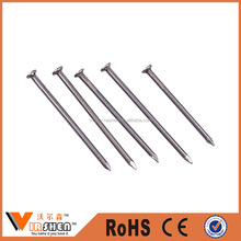 Kuwait market wire nails concrete nails /wire nails price /screw nails