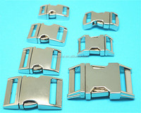 Various quick release buckle for dog collar,metal buckle 20mm side release buckle,25mm buckle for dog leashes
