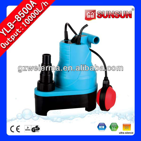 Swimming Pool Discharging Water Pump 280W YLB-7500A