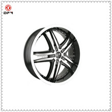 OEM provide alloy wheels for car bright finishing with high quality