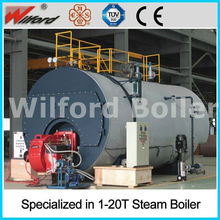 WNS1-1.0-Y 1ton steam boiler capacity for steam dryer