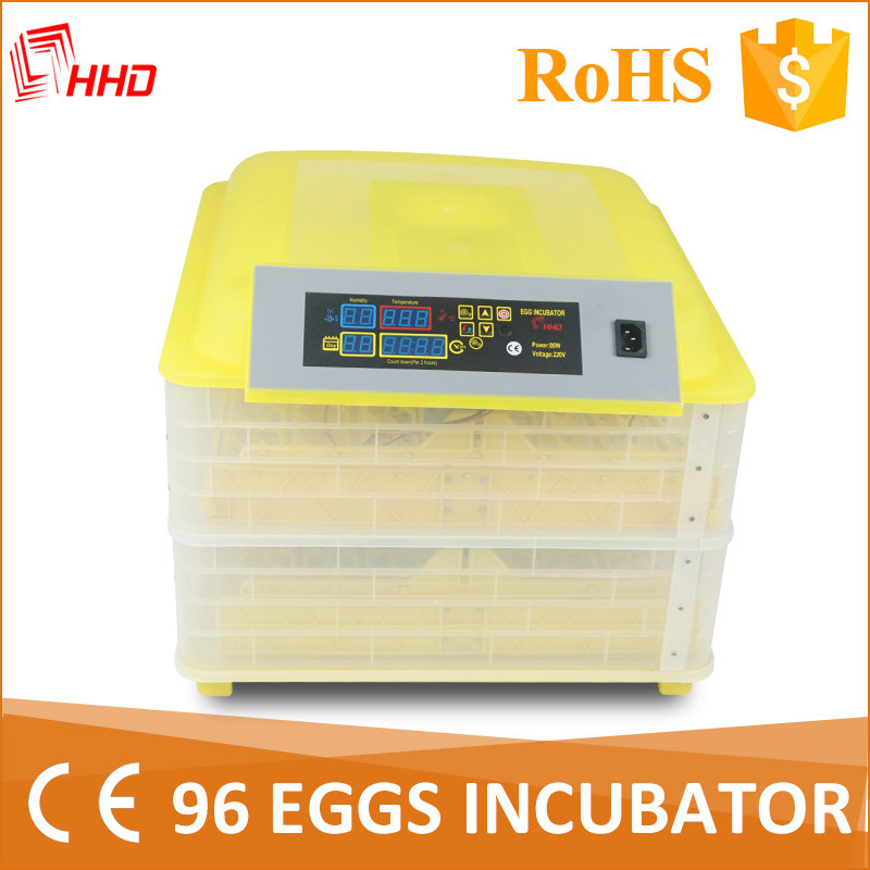 Upgrade incubator!Fully automatic incubators for hatching eggs automatic egg incubator diagram for sale in Chennai YZ-96