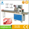 Horizontal flow automatic master card packing machine DS-250B