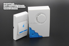 YK-8602 32 melody 150m remote control flash wireless doorbell for the deaf