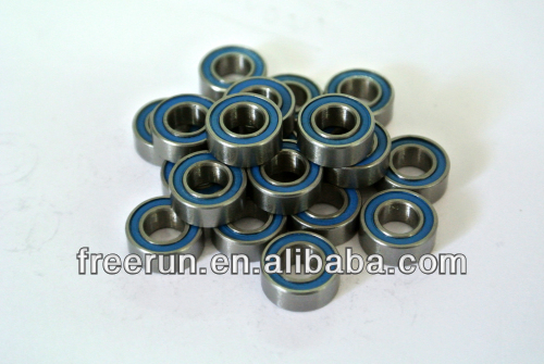 High Performance TEAM LOSI RC CAR 8IGHT 2.0 RACE ROLLER ceramic bearing kits with different rubber seal color