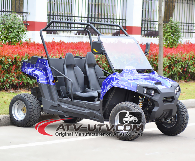 UTV 1000cc 1000w electric UTV 2 seats 2WD or 4WD 4x4 EPA DOT EEC COC approved