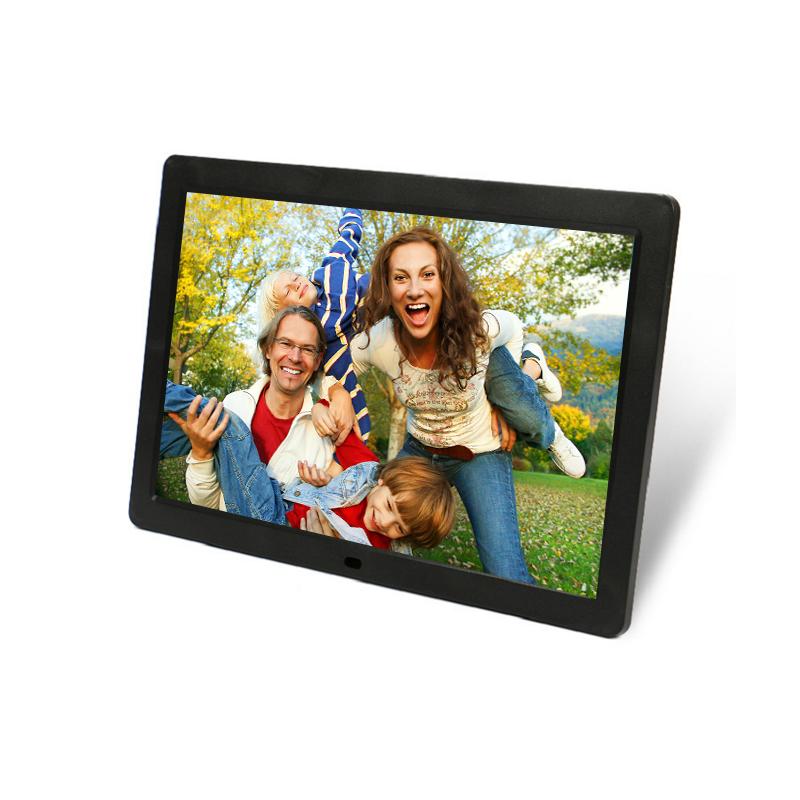12 pouces CE ROHS télécommande VESA bureau cadre photo numérique en vrac - ANKUX Tech Co., Ltd