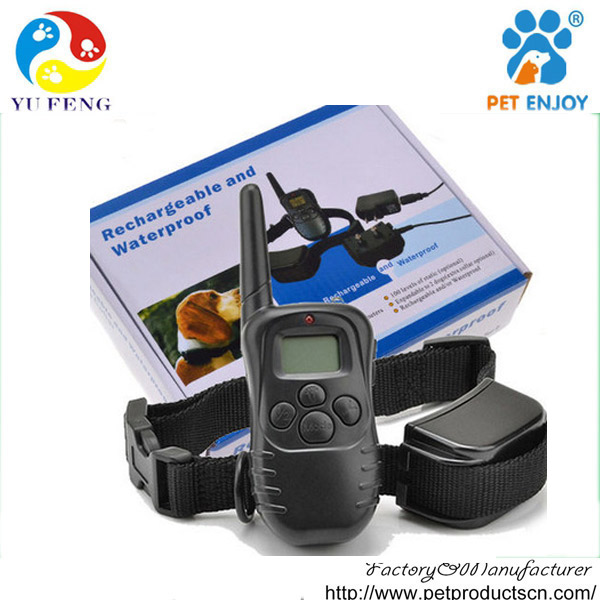 998DR 300m remote control dog electronic shock training collar shock collars for dogs