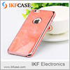 Best Selling jade series hard pc back cover simple polished mobile phone case for iPhone