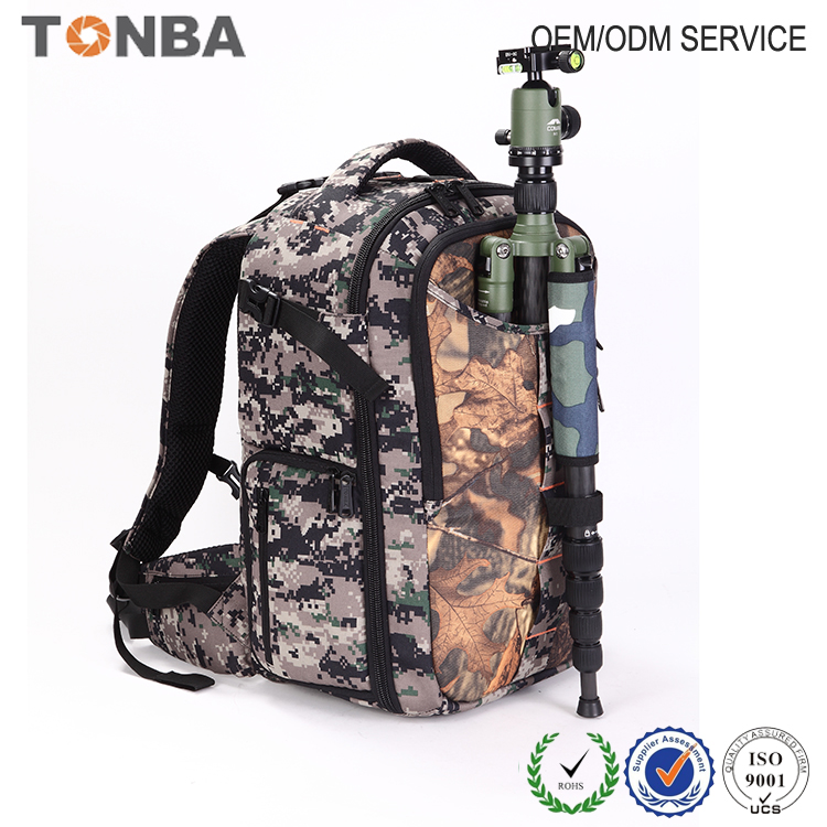 Large Outdoor Hiking DSLR Camera Backpack DSLR Digital Shoulder Bags