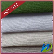 hot sale 100%cotton pocketing white woven twill fabric factory price