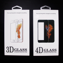 Quality Guarantee Retail Package ,Screen Protector Paper Box Packaging