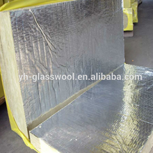 Double sided fiberglass insulation