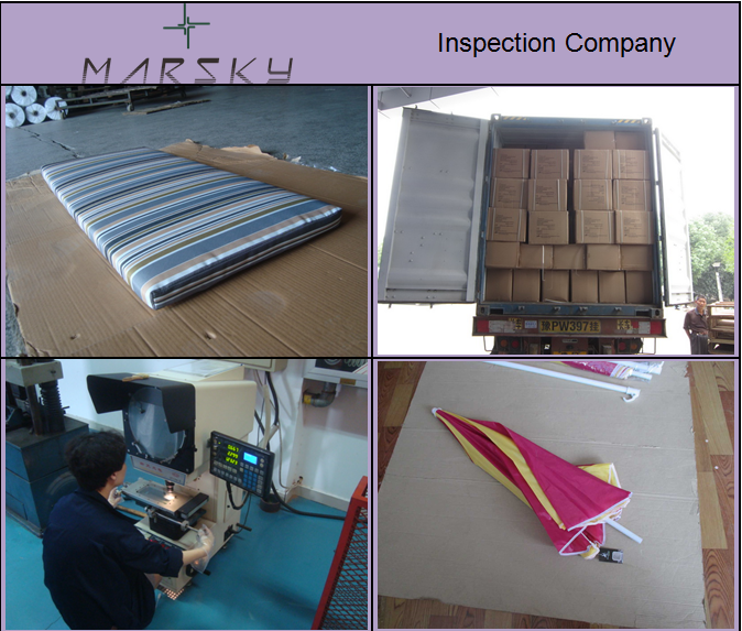 Inspection Service in China /Inspector with a good technical knowledge of the inspected product