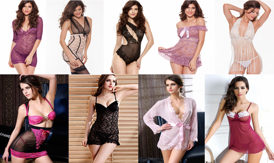Wholesale Sexy Mature Lingerie Women Underwear