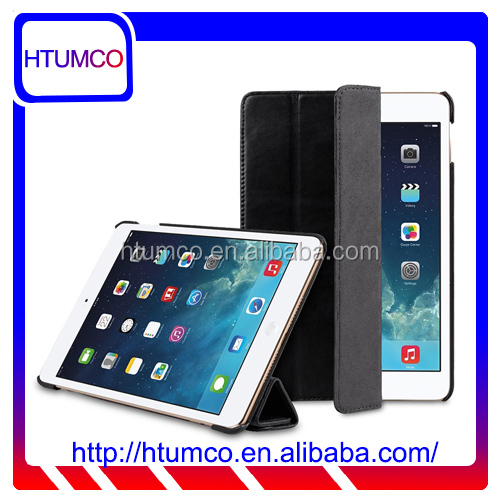 Popular Slim Cover Premium Leather Case for Apple iPad mini 4